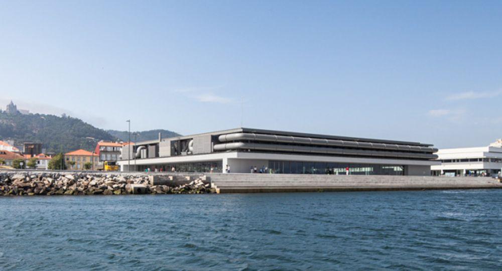 Arquitectura con inspiración naval: Centro Cultural de Viana do Castelo