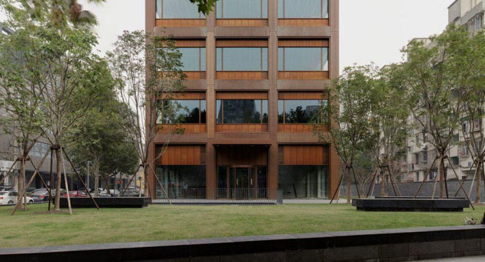 Edificio de oficinas Moganshan de David Chipperfield Architects