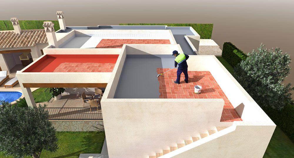ChovAPUR, nuevos sistemas de impermeabilización líquida