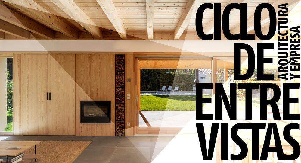 Entrevistas exclusivas Arquitectura y Empresa: Alventosa Morell Arquitectes