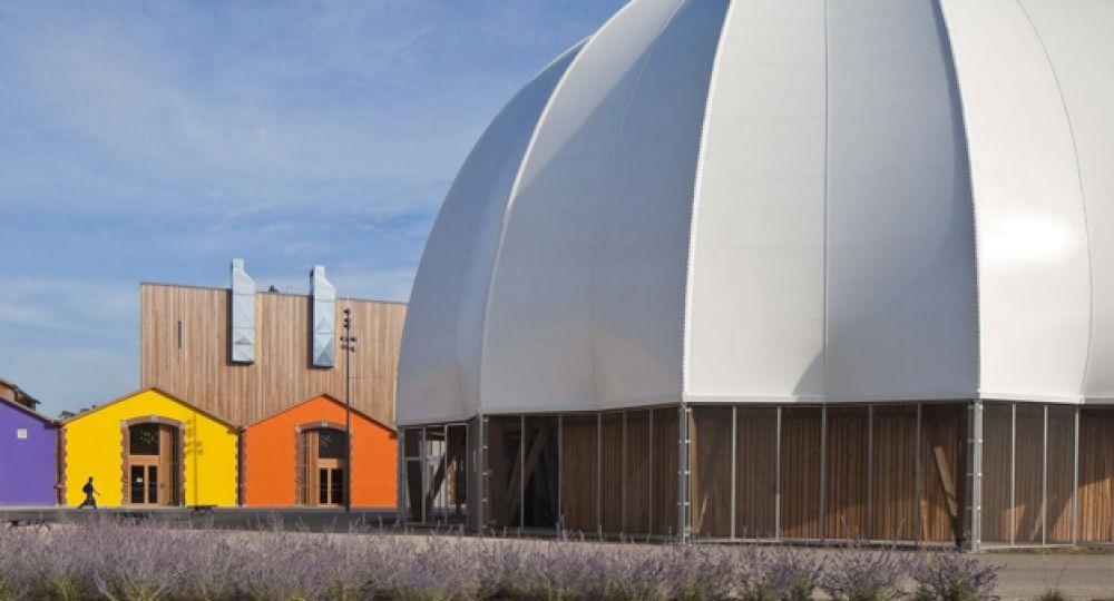 CIRC: Arquitectura al servicio del Circo