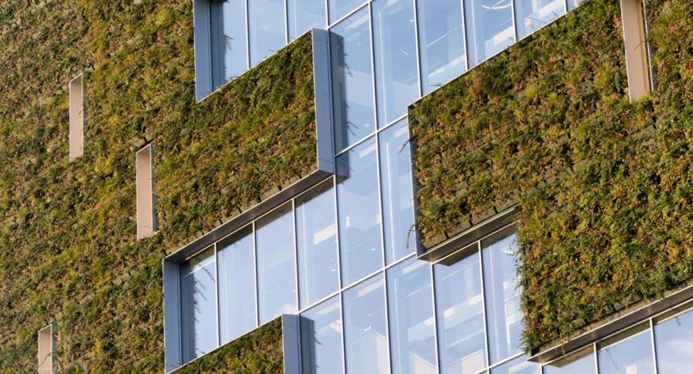Arquitectura verde para el nuevo ayuntamiento de Venlo. Kraaijvanger Architects.