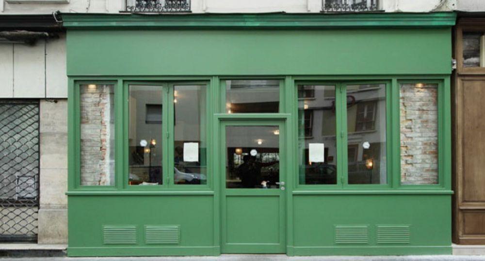 Clamato, una ostrería en Paris