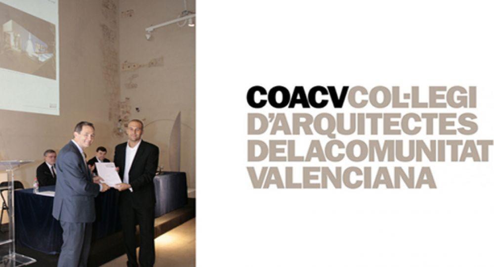 Premios de Arquitectura COACV 2013-2014