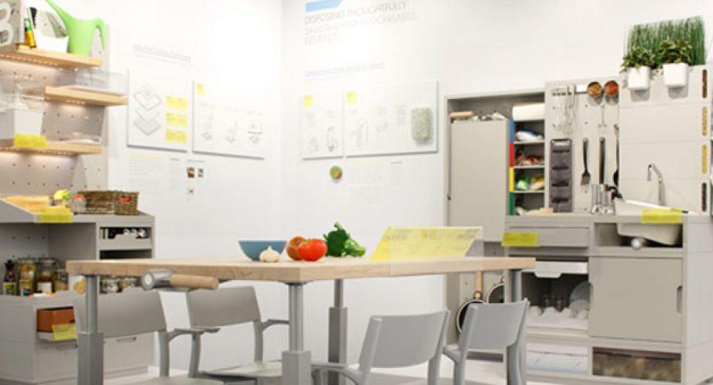 La cocina del 2025 según Ikea, una cocina todo-en-uno