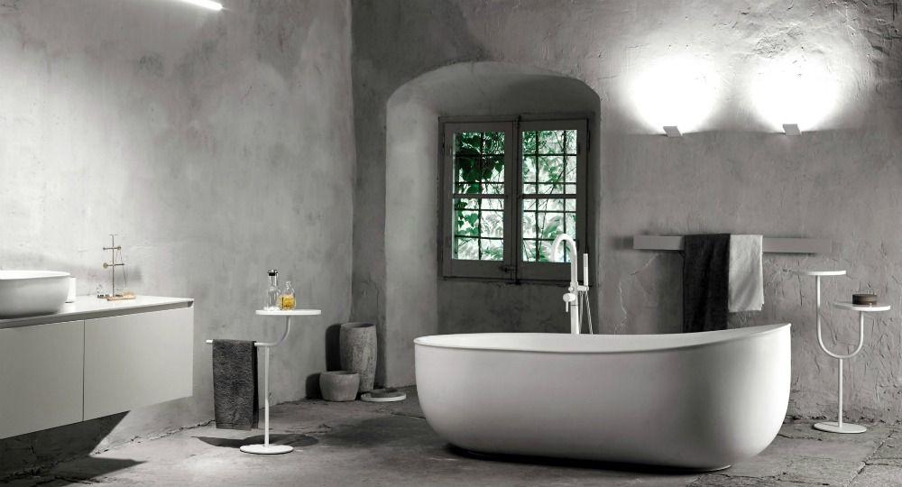 Rediseando el bao clsico Arquitectura y diseo minimalista con