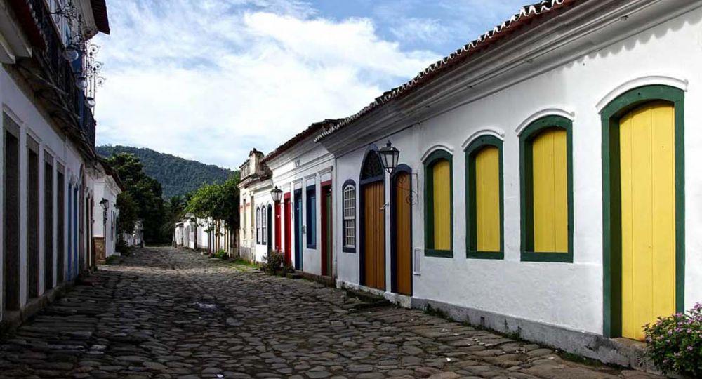 Conjunto arquitectónico de Paraty, Brasil