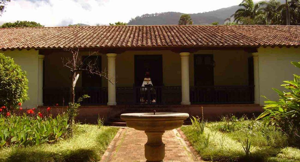 Arquitectura colonial en Caracas. Quinta Anauco