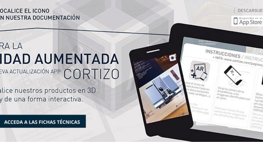 Cortizo app, la nueva herramienta para arquitectos