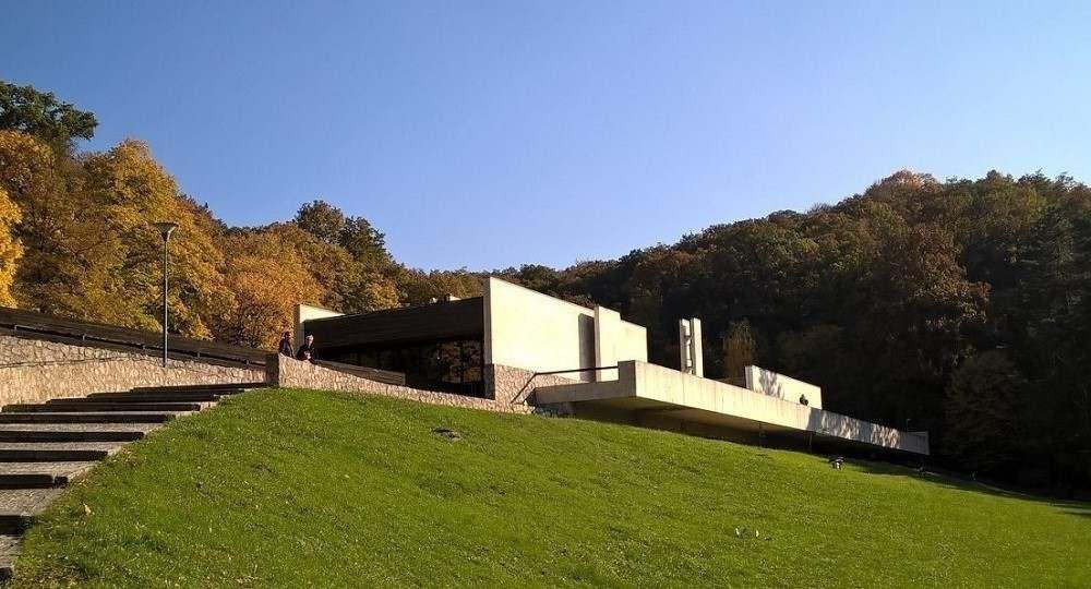 Arquitectura al otro lado del telón de acero: Ferdinand Milučký