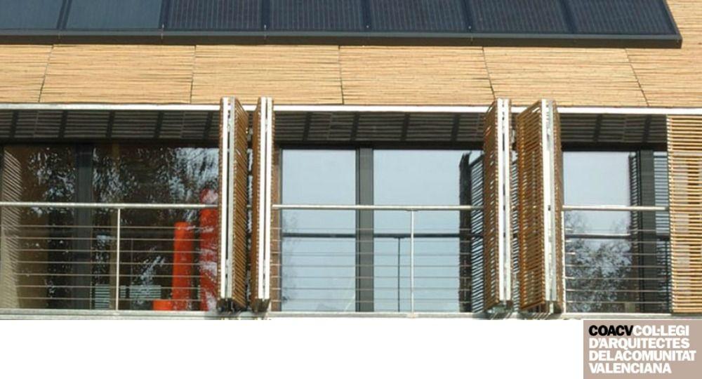 Cursos CTAV. Arquitectura y el nuevo modelo de diseño energético