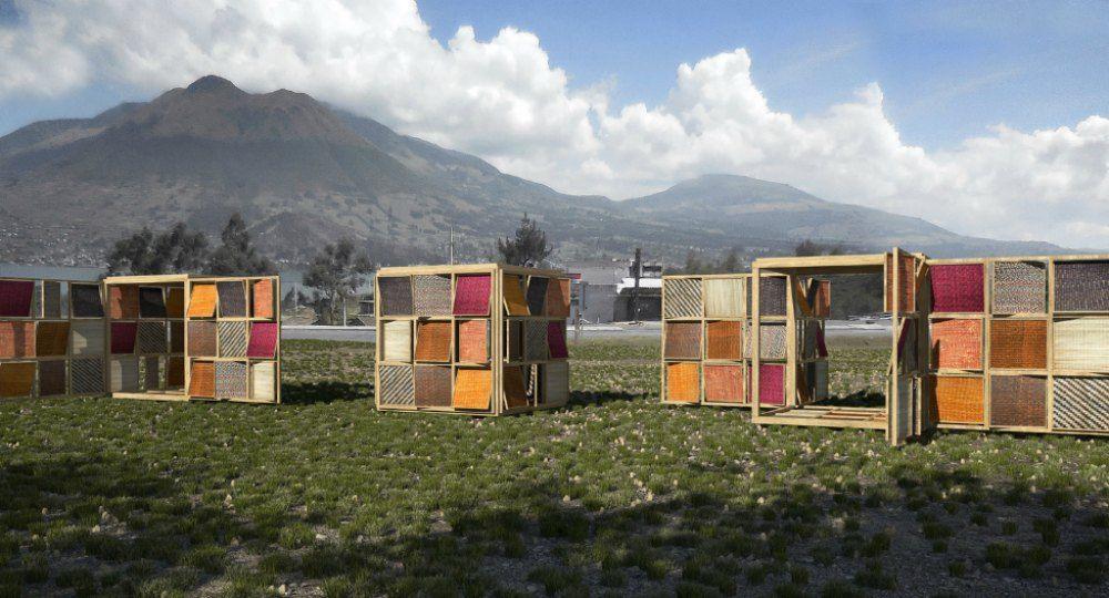 El Cubo de Totora. Técnicas y materiales ancestrales para la arquitectura actual