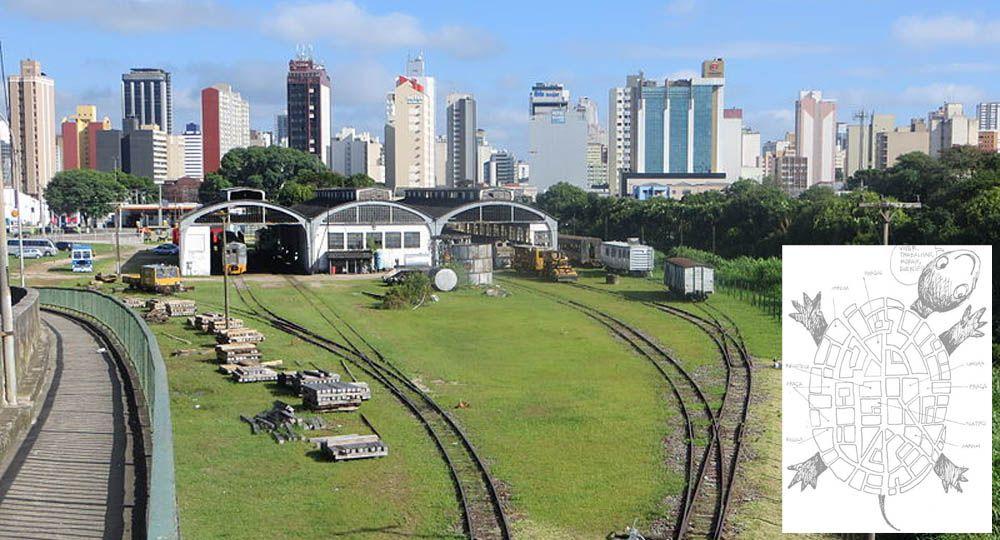Ciudades y arquitectos curitiba brasil y jaime lerner - Arquitecto de brasilia ...