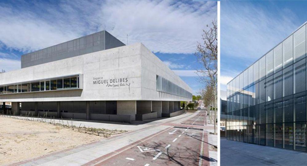 Rafael de La-Hoz: Espacio Miguel Delibes en Alcobendas | Arquitectura