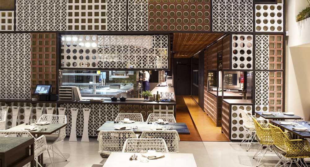 Dise o y arquitectura el equipo creativo arquitectura for Equipos restaurante