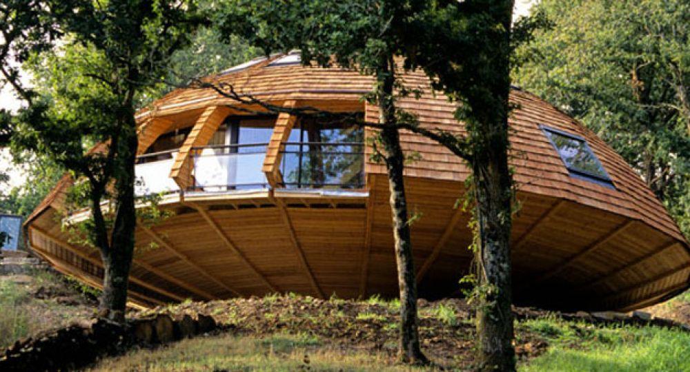 Viviendas Dome, arquitectura sostenible en movimiento