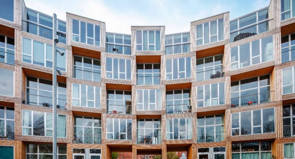 El desafío arquitectónico de la vivienda asequible. Dortheavej de BIG.