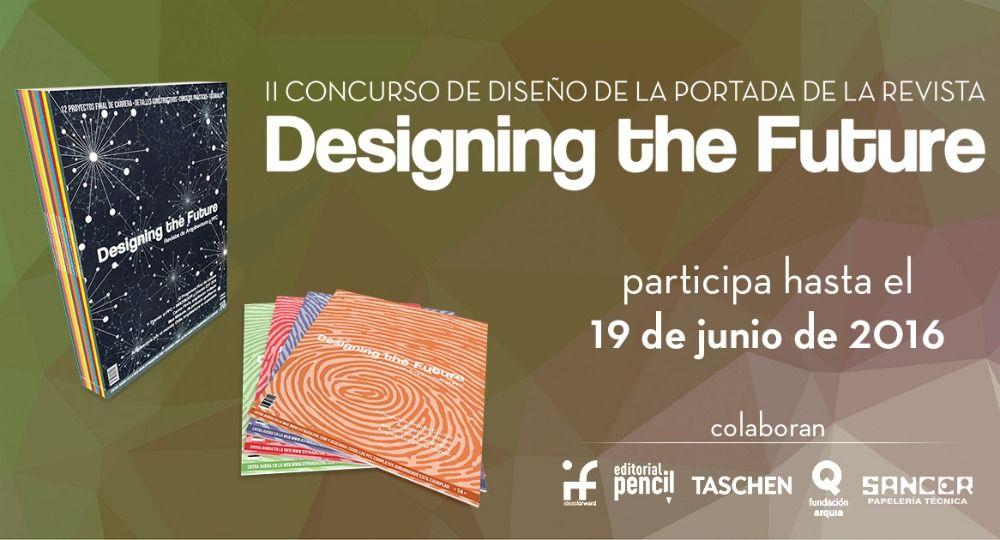 Revista DTF. II Concurso de diseño de portada