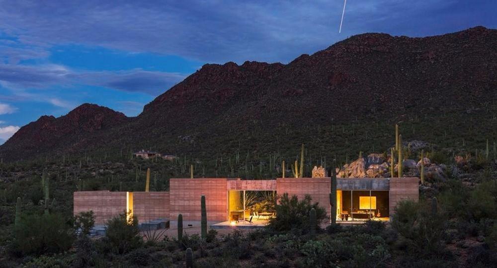 Arquitectura para un desierto: refugio en Tucson (Arizona) de DUST