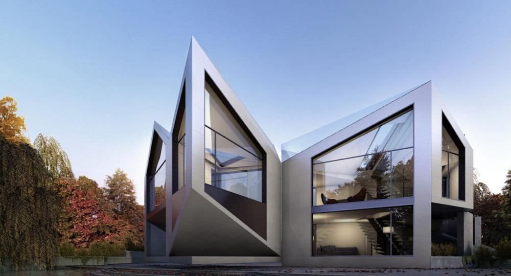 Arquitectura en movimiento. Dynamic House de The D*Haus Company