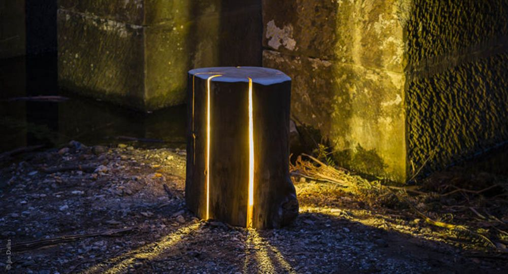 Iluminación LED en la arquitectura: lámparas de diseño. Duncan Meerding.