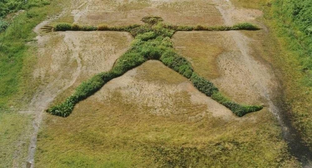 Dibujar paisajes: las intervenciones de Earthscape