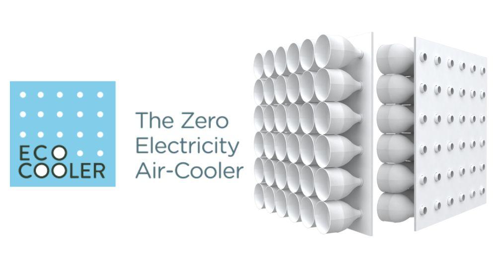Eco Cooler. Aire acondicionado ecológico