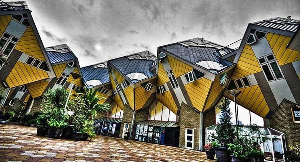 Arquitectura exclusiva: edificios que son únicos en el mundo