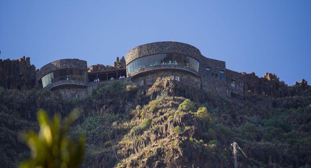 El Mirador de Palmarejo. Obra arquitectónica de Cesar Manrique