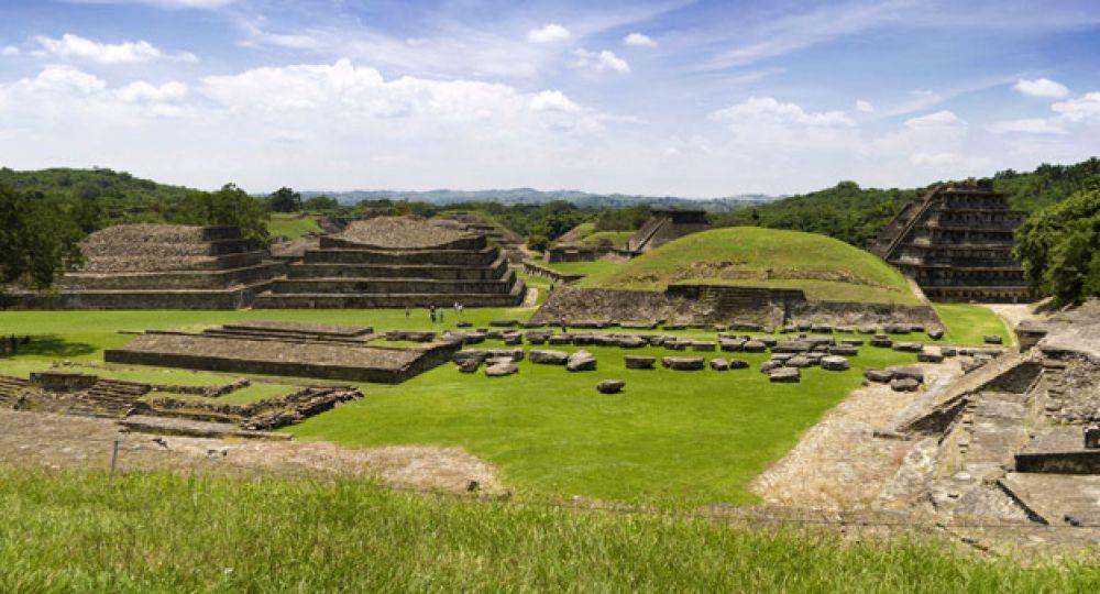 El Tajín, ciudad precolombina