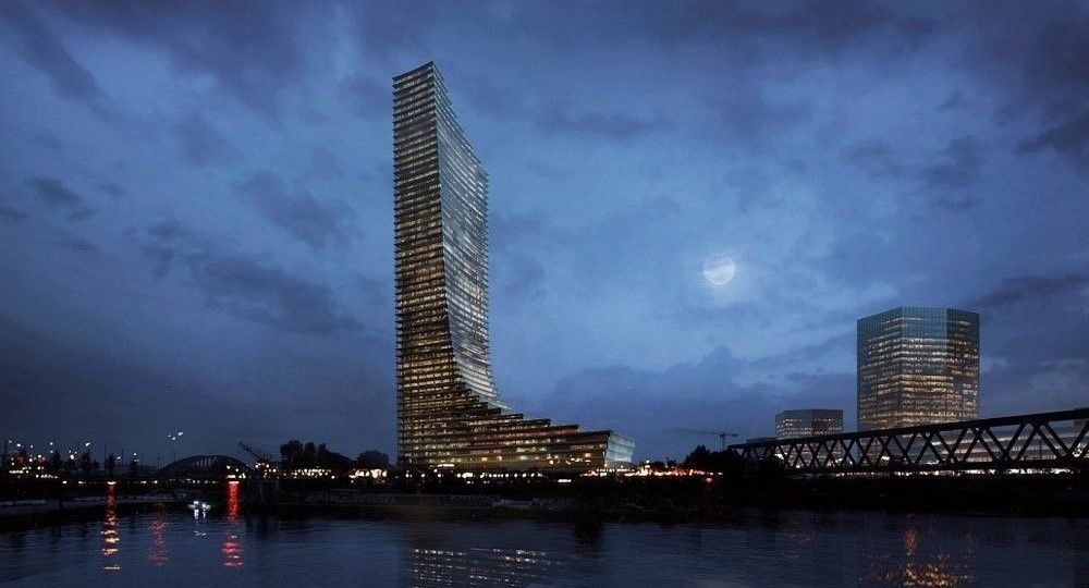 David Chipperfield ganador del concurso de la Elbtower en Hamburgo