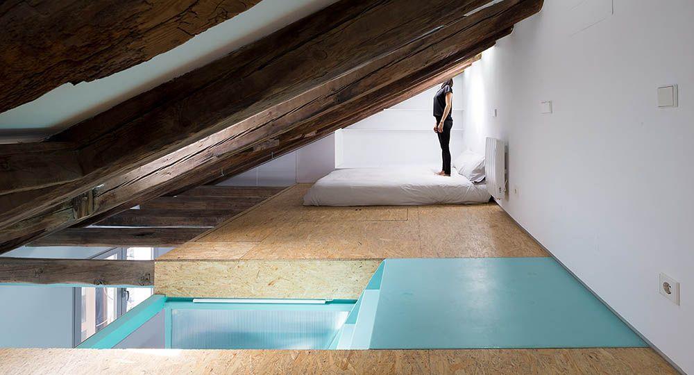 """Elii arquitectura: apostando por el """"MENOS"""""""
