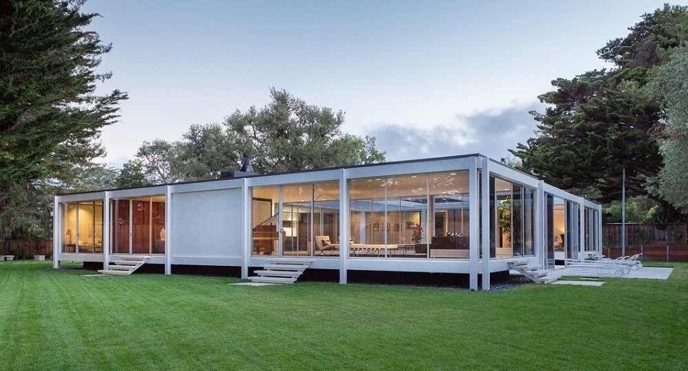 American way of life. La arquitectura residencial de Craig Ellwood
