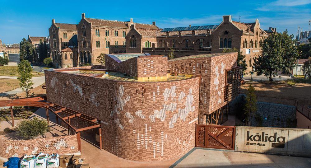 Centro Kálida: Arquitectura para el bienestar