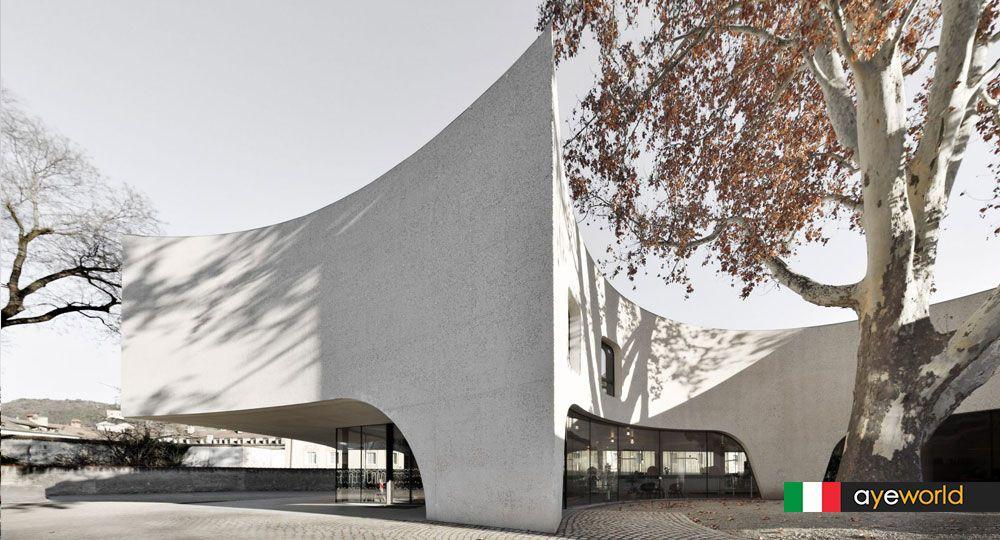 Arquitectura que abraza la naturaleza: TreeHugger