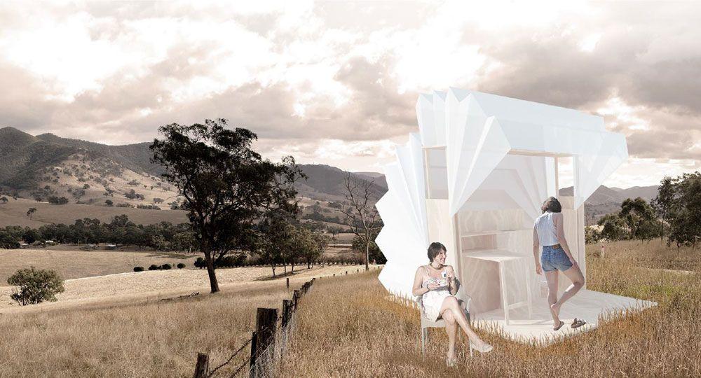 Gadget: un prototipo de vivienda temporal