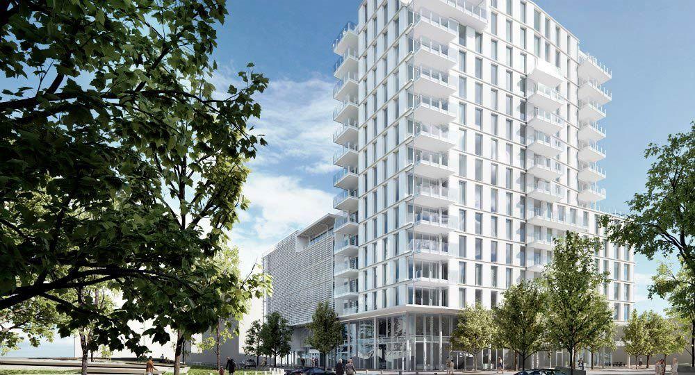 Proyecto Strandhaus y la nueva sede de Engel & Völkers