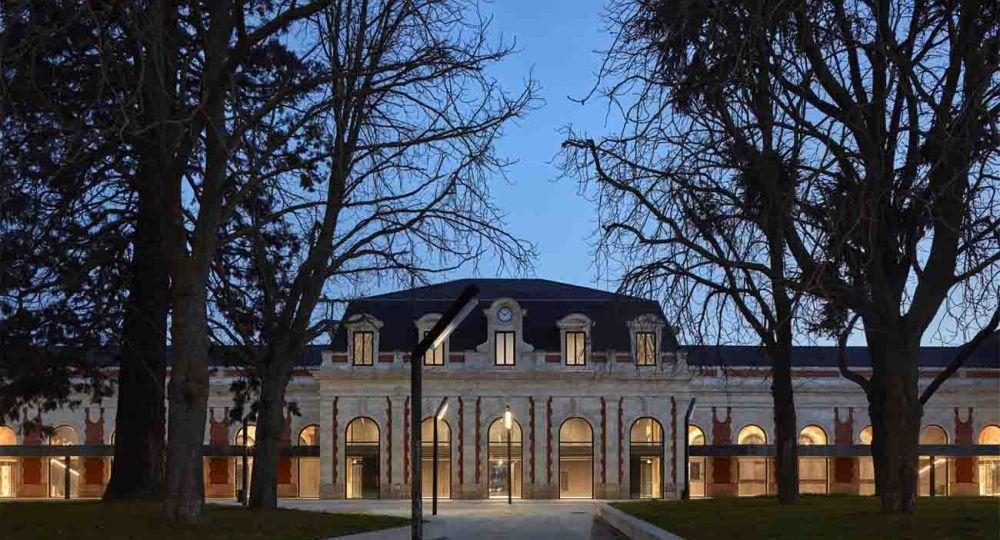 Rehabilitación de la Antigua Estación de ferrocarril de Burgos, por  Contell-Martínez Arquitectos
