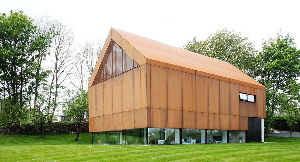 Arquitectura vernácula y contemporánea: Irlanda del Norte.