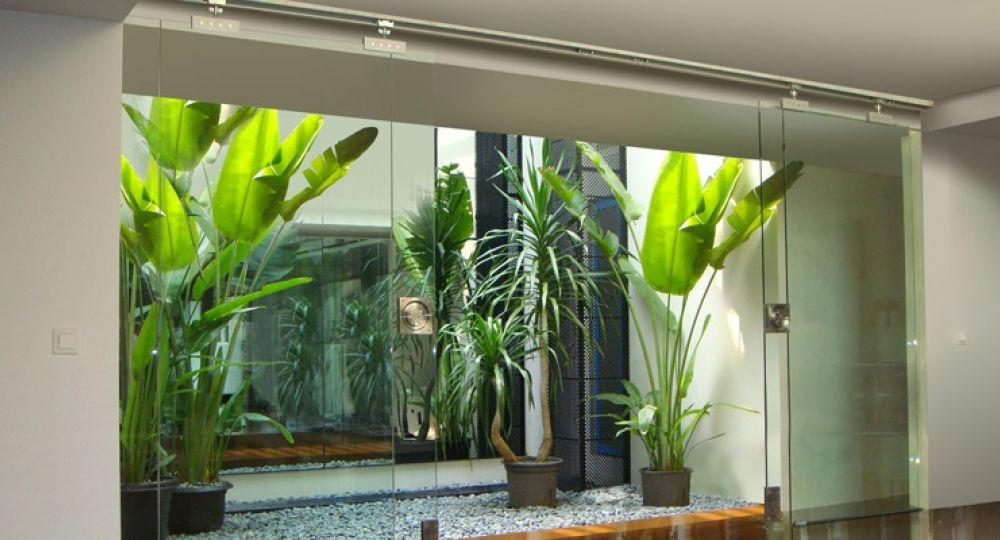 Extendo : Una apuesta  innovadora en  paneles de vidrio.