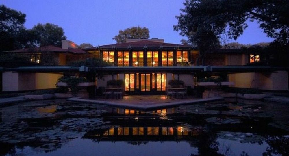 Arquitectura funcional. Frank Lloyd Wright