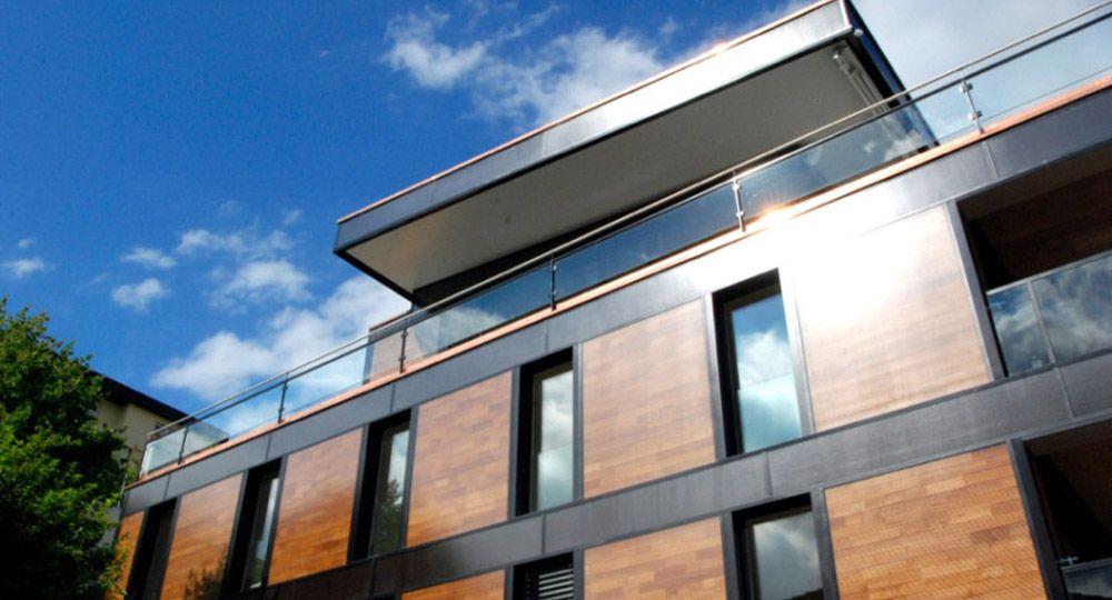 Arquitectura eficiente y sostenible: Solar Activated Façade (SAF).