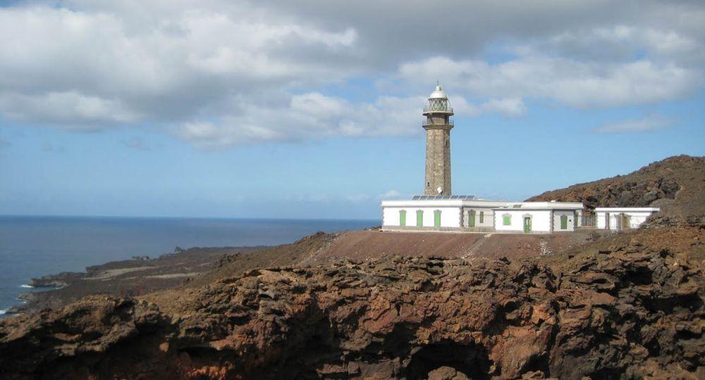 Arquitectura en  isla de El Hierro:  El Faro de Orchilla