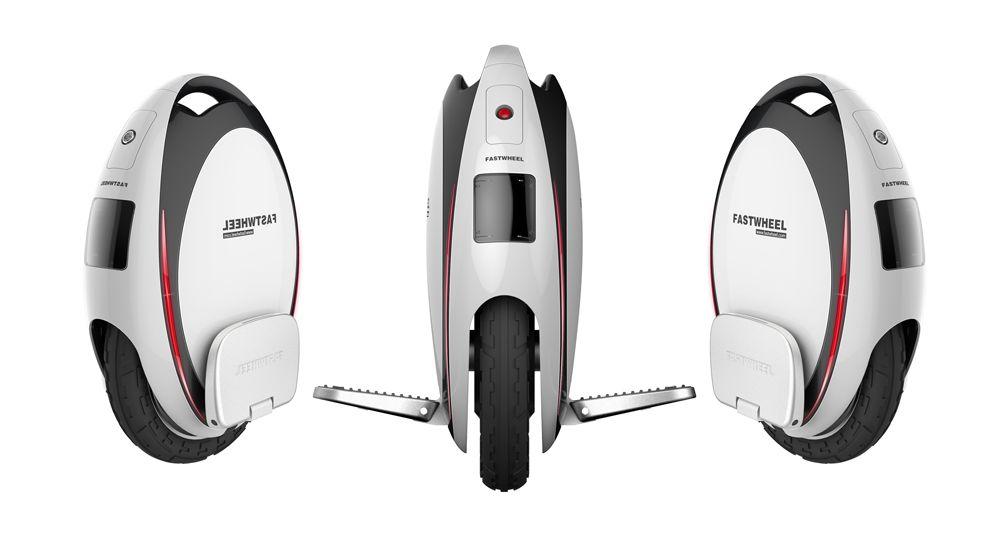 Fastwheel,  diseño ecológico en movimiento