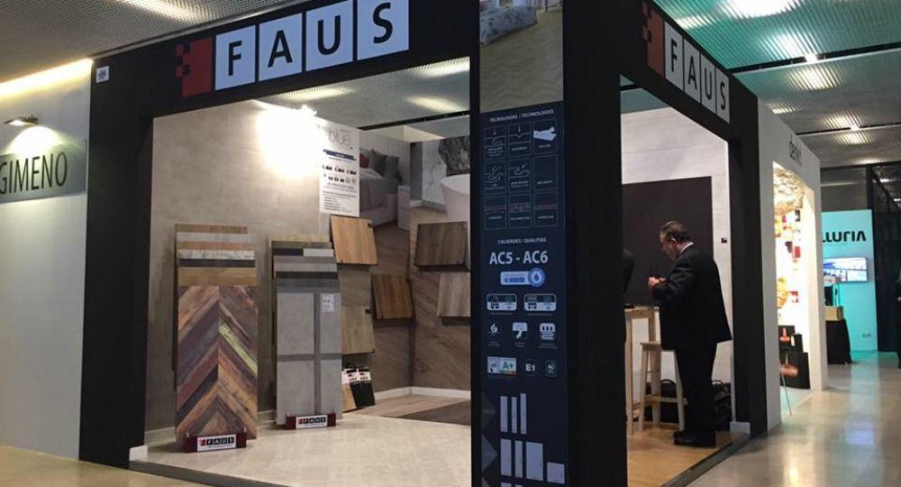 Gran éxito de FAUS en las ferias internacionales dedicadas a la arquitectura de Dubai y Barcelona