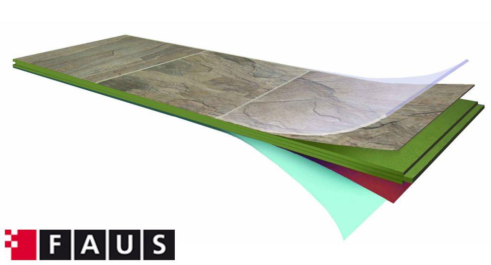 Nuevas colecciones de suelos laminados FAUS