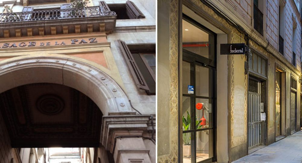 Federal Café, arquitectura con estilo australiano en Barcelona