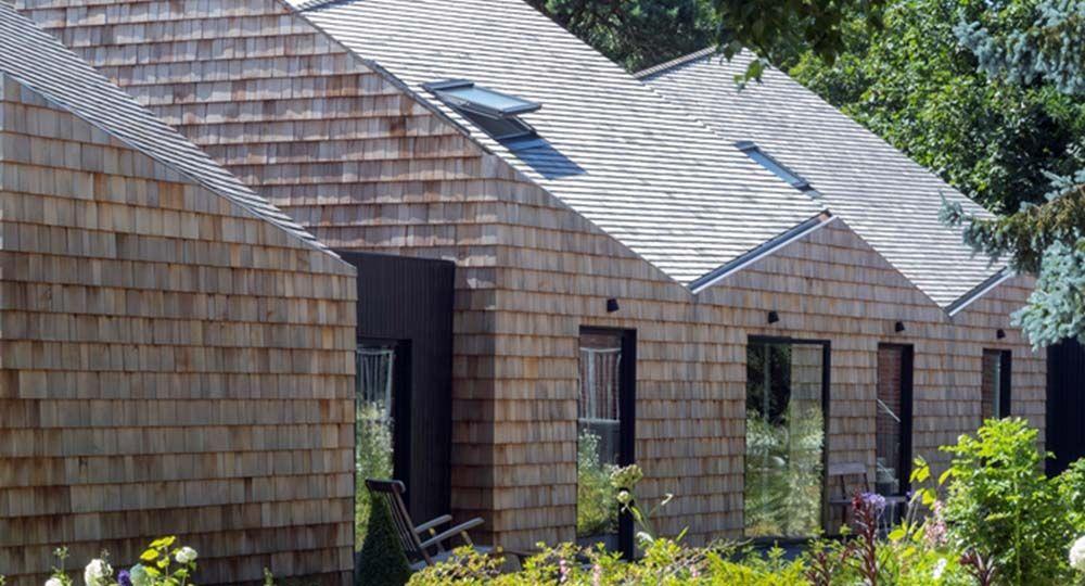 Five Acre Barn, mejor pequeño proyecto del año en los RIBA National Awards 2018. Blee Halligan Architects