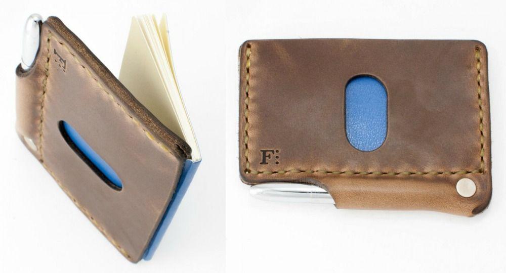 The Architect's Wallet, donde la forma sigue a la función