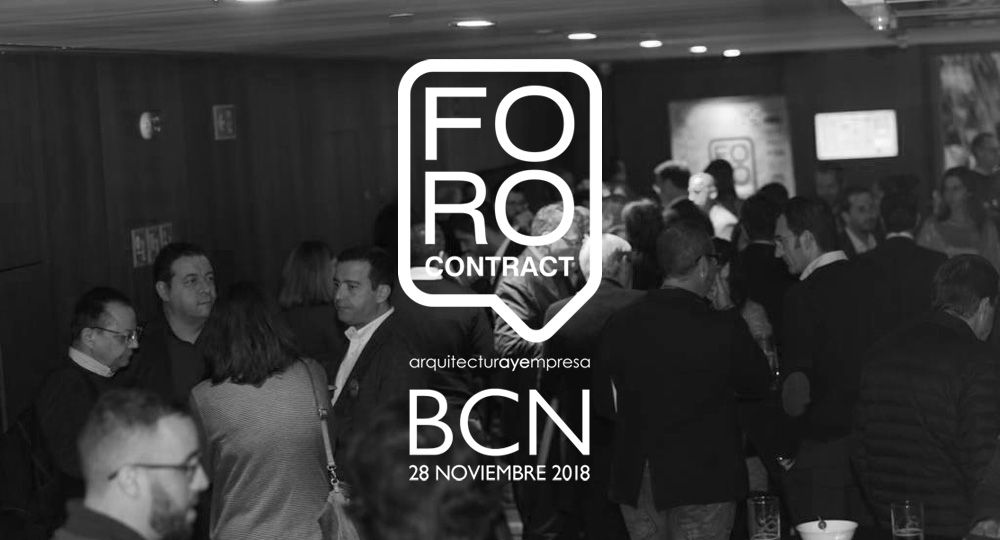 FORO Contract Arquitecturayempresa BCN